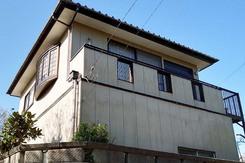 外壁塗装 鹿嶋市サイディングボード壁塗装(中塗り~完工)