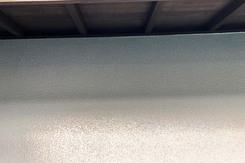 外壁屋根塗装 常陸大宮市モルタル壁塗装(中塗り)