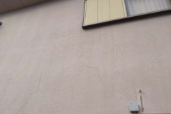 外壁塗装 つくばみらい市モルタル壁塗装(完工)