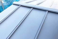 屋根塗装 小山市トタン屋根塗装(下塗り)