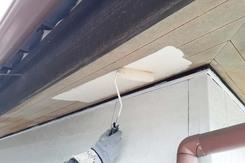 外壁塗装 坂東市 サイディングボード壁塗装(下塗り)