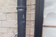 外壁塗装 水戸市 サイディングボード壁塗装(施工前)