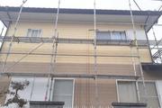 外壁塗装 かすみがうら市サイディングボード壁(完工)