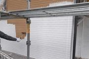 外壁塗装 常陸大宮市サイディングボード壁塗装(塗り)