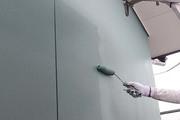外壁塗装 いわき市 モルタル壁塗装(塗り)