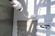 外壁塗装つくばみらいサイディングボード壁(施工前~下塗り)
