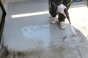外壁塗装 鉾田市 サイディングボード壁塗装(足場~洗浄)