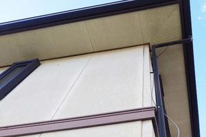 外壁塗装 小山市モルタル壁塗装(完工)