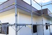 外壁塗装 小山市 モルタル壁塗装(完工)