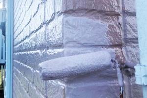 外壁塗装 鹿嶋市サイディングボード(下地調整)