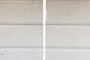 外壁屋根塗装 那須烏山市サイディングボード(下地調整)