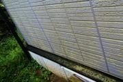 外壁屋根塗装 石岡市 サイディングボード壁塗装(施工前)