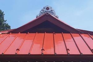 屋根塗装 矢祭町トタン壁塗装(完工)