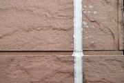 外壁屋根塗装 銚子市サイディングボード(養生、下地調整)