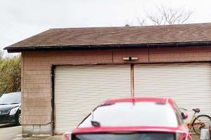 外壁屋根塗装 銚子市サイディングボード(ガレージ)