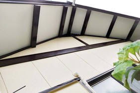 外壁屋根塗装 常陸大宮サイディングボード(完工)