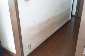 外壁塗装 稲敷市 トタンサイディング壁塗装(施工前)