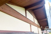 外壁塗装 大田原市 モルタル壁塗装(完工)