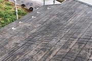外壁屋根塗装 筑西市 サイディングボード壁塗装(洗浄)