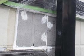 外壁屋根塗装 大田原市サイディングボード壁(壁の工事)