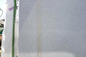 外壁塗装 笠間市 モルタル壁塗装(洗浄、下地調整)