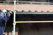 外壁塗装 常総市 サイディングボード壁塗装(洗浄)