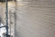 外壁屋根塗装 筑西市サイディングボード壁塗装(壁の塗り)