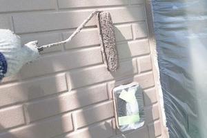 外壁塗装 阿見町 サイディングボード壁(塗り)