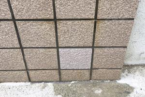 外壁屋根塗装 ひたちなかサイディングボード(タイル)