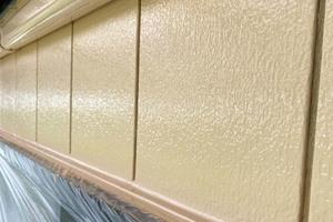 外壁塗装 行方市 トタン壁塗装(壁の塗り)