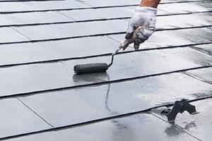 屋根塗装 棚倉町 トタン屋根塗装(塗り)