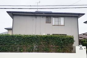 外壁屋根塗装 銚子市サイディングボード(完工)
