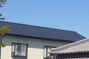外壁屋根塗装 小山市サイディングボード(完工)
