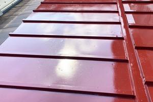 屋根塗装 小山市コロニアル屋根塗装(完工)